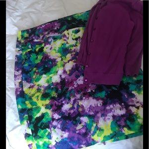 NWOT Lane Bryant pencil skirt, 16